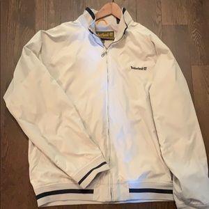 Timberland Weathergear zip up jacket Used XXL